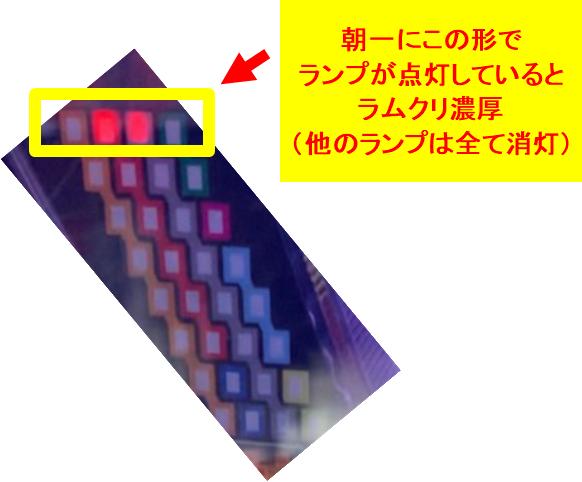 ぱちんこ ウルトラマンタロウ2ラムクリ画像